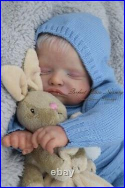 Pbn Yvonne Etheridge Reborn Baby Doll Boy Sculpt Rosalie By Olga Auer 0221