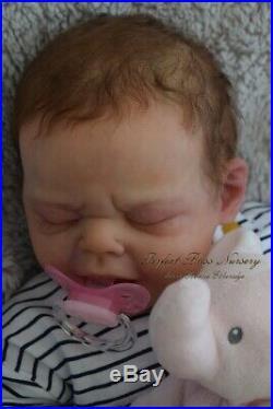 Pbn Yvonne Etheridge Reborn Baby Doll Girl Sculpt Hazel By A K Kitagawa