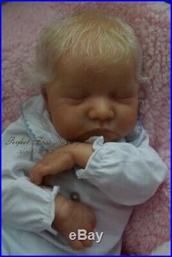 Pbn Yvonne Etheridge Reborn Baby Doll Girl Sculpt Levi By Bonnie Brown 0219