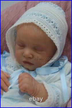 Pbn Yvonne Etheridge Reborn Baby Doll Sculpt Manuela By Rafaela Spiandorelli