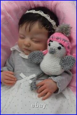 Pbn Yvonne Etheridge Reborn Baby Doll Sculpt Sara By Ebtehal Abul 0121
