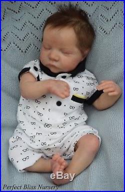 Pbn Yvonne Etheridge Reborn Doll Baby Boy Levi By Bonnie Brown 0119