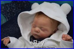 Pbn Yvonne Etheridge Reborn Doll Baby Boy Luxe By Cassie Brace 0119