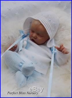 Pbn Yvonne Etheridge Reborn Doll Baby Boy Twin A By Bonnie Brown 0119