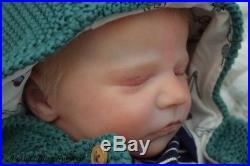 Pbn Yvonne Etheridge Reborn Doll Realborn Quinn Asleep By Bountiful Baby 0118