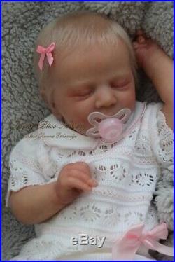 Pbn Yvonne Etheridge Reborn Doll Realborn Sculpt Alexa By Bountiful Baby 0119