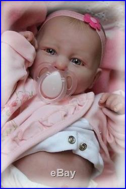Precious Baban Custom Order Preemie La Berenguer Reborn Baby Doll (1)