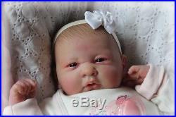 Precious Baban Custom Order Preemie La Berenguer Reborn Baby Doll (3)