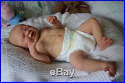 Precious Baban Edwin By Elisa Marx A Beautiful Crying Reborn Baby Baby Boy Doll