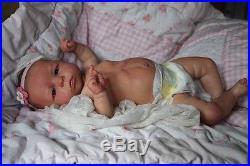 Precious Baban Maylin By Olga Auer A Beautiful Reborn Baby Girl Doll Willow