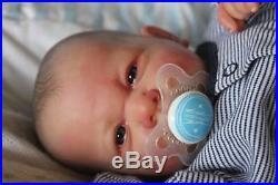 Precious Baban Preemie La Berenguer Reborn Baby Doll Teddy Uk Free Postage