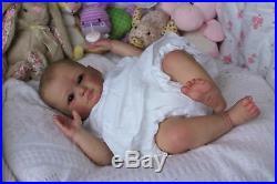 Precious Baban Sparrow By Mayra Garza A Gorgeous Reborn Baby Girl Doll Jemima