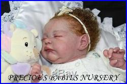 Precious Baby Doll Girl Mireyasheila Mrofkareborn By Mimadollsartooakiiora