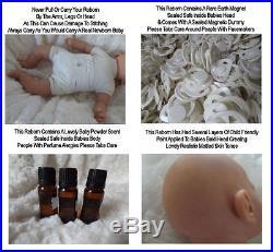 Q. FELICITY GOS Childs 1st Realistic Reborn Baby Doll Girls Birthday Xmas Gift