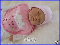 Q. MADELINE GOS Realistic Reborn Baby Doll Child Girls Birthday Xmas Gift