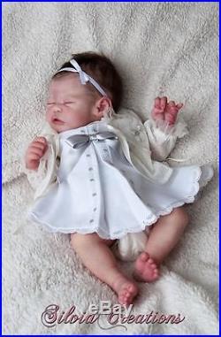 RARE QUINLYNN BLANK KIT LLE reborn doll reborn baby