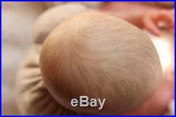 REBORN BABY DOLL PREEMIE 16 PREMATURE CODY ARTIST OF 9yrs SUNBEAMBABIES GHSP
