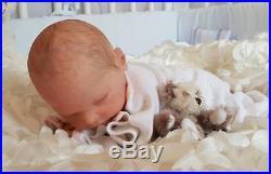 REDUCED Addie prem baby girl by Maiisa Said reborn doll reborn baby