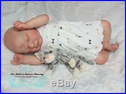 Ramsey by Cassie Brace Reborn doll