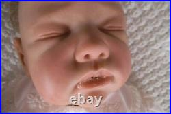 Rare Limited Edition Poppy Reborn Baby By Romie Strydom #148 Of 700 Girl