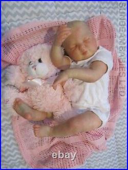 Real Reborn Doll 20 Bountiful Baby Girl Rose By Dan At Sunbeambabies Ghsp 5lbs
