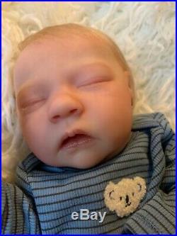Realborn Alma As A Baby Boy Realistic Reborn Doll Lifelike