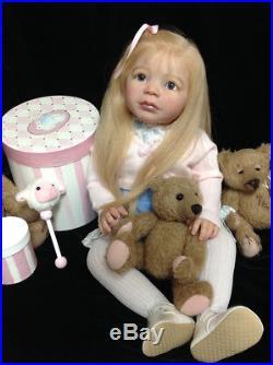 Realborn Baby Toddler Emmy 30 Vinyl Parts Kit 8153 REBORN DOLL SUPPLIES