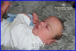 Realborn Chase Asleep By Bountiful Babyreborn By Mimadollsboyartdollsiiora