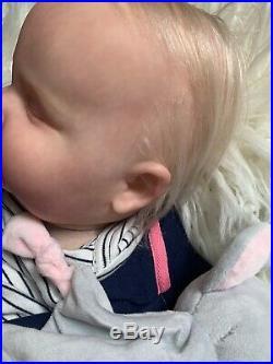 Realborn Joseph Baby Girl Realistic Reborn Doll Lifelike