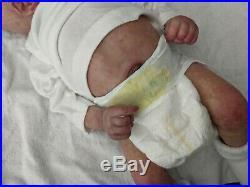 Realborn Leif Preemie 18 Reborn Baby Doll
