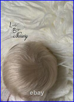Realborn Pearl Blonde Premie Baby Girl Realistic Reborn Doll Lifelike