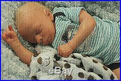 Realborn Reborn Baby Leif Preemie Newborn Lifelike Baby Doll Bountiful Baby