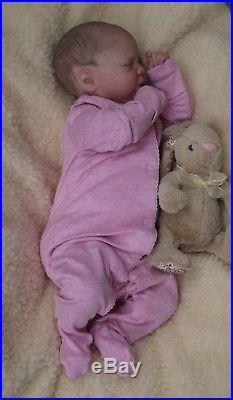 Realborn Summer Rain 19 5 lb Reborn baby girl doll