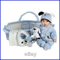 Realistic Handmade Reborn Baby Doll Boy Newborn Lifelike Soft Vinyl Finn