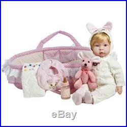 Realistic Handmade Reborn Baby Doll Girl Newborn Lifelike Soft Vinyl Molly