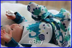Realistic Newborn Doll Baby Sunbeambabies Reborn Rubert 20 By Artist Dan
