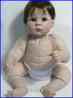 Realistic OOAK reborn baby toddler boy Reva Schick doll 19 Lee Middleton custom