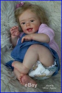 Realistic Reborn Baby Doll Yannik By Natali Blick