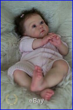 Realistic Reborn Doll Huxley By Andrea Arcello