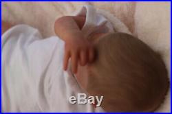 Realistic Reborn Fake Baby Doll Newborn Sunbeambabies Real Heavy Baby By Dan