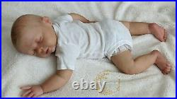 Reborn Baby Doll Amber Prototype Quality Ready To Ship