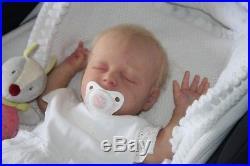 Reborn Baby Doll Amelia by J. Kazmierczak neu sweet limitiert Puppe süße Maus
