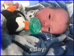 Reborn Baby Doll By Holly Paz Of Precious Paz Babies