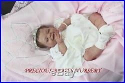 Reborn Baby Doll Girl April By Johanna Kazmierczak And Mimadollsartooakiiora