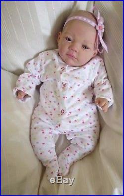 Reborn Baby Doll Girl, Eyes Open Reborn Baby GIRL Doll by #RebornBabyDollArtUK