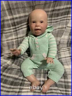 Reborn Baby Doll Kenzie Toddler