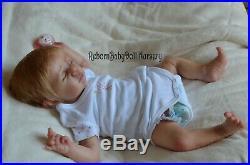 Reborn Baby Doll Luise kit Karola Wegerich LE 297/999