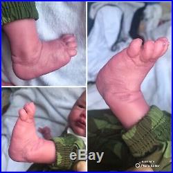Reborn Baby Doll Professionally Reborned By Holly Paz Precious Paz