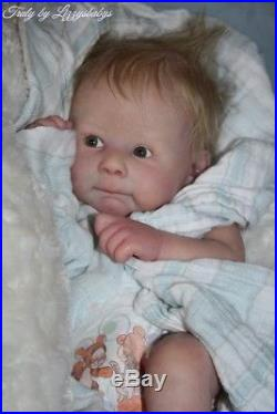 Reborn Baby Doll Truly Sherry Rawn neu sweet limitiert Puppe sweet babydoll