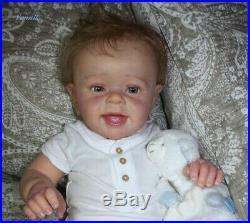 Reborn Baby Doll Yannik by Natalie Blick Sweet Baby süße Lachmaus preorder